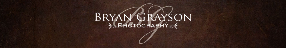 Bryan Grayson Photography – Carrollton, TX Photographer logo